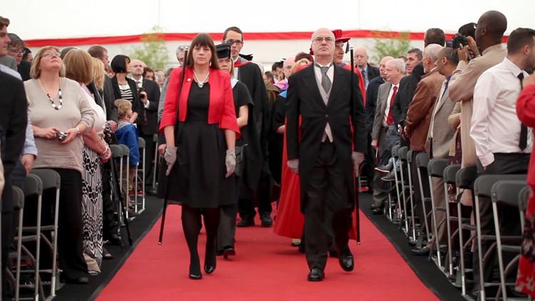 staffordshire university awards 2012