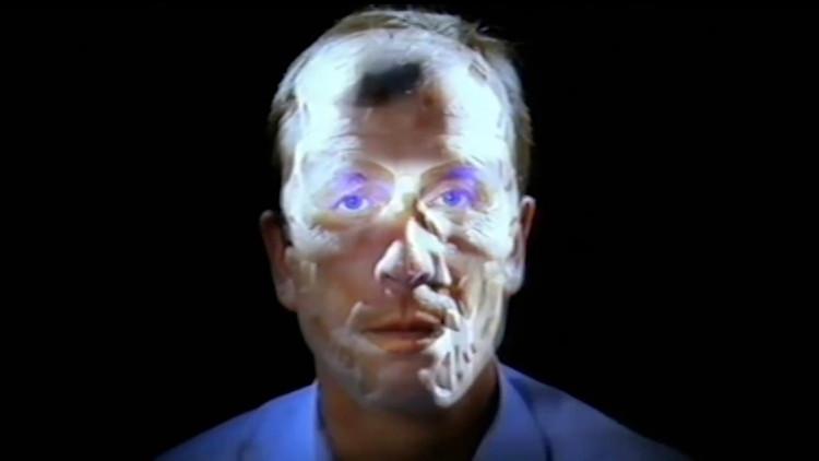 the human cyborg