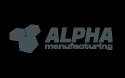 Alpha Manufacturing Logo
