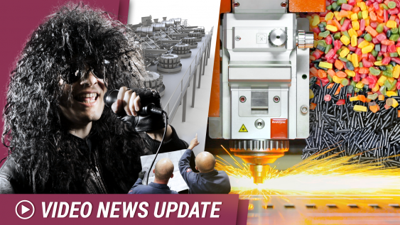 Video News Update Metal Edition