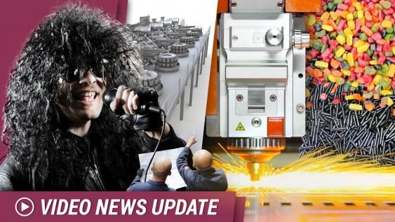 Video News Update Metal Edition
