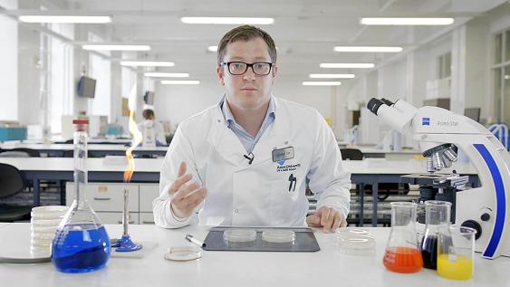 Aston University Antimicrobial Resistance Roadshow Tutorials