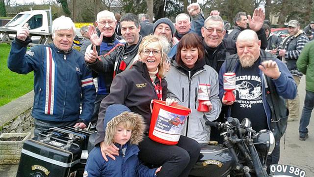 Midlands Air Ambulance Fundraiser Award 2016