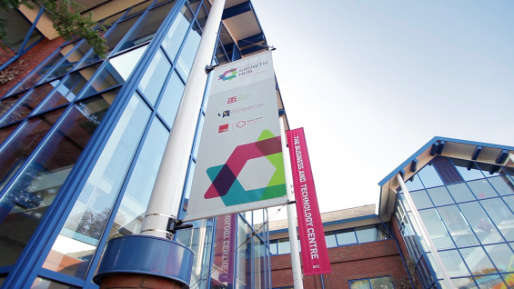 Telford Business Solutions Centre