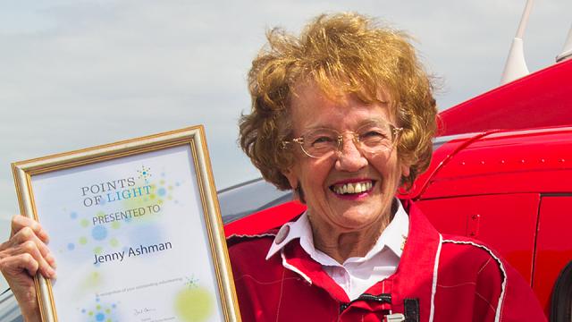 Midlands Air Ambulance Volunteer Award 2016