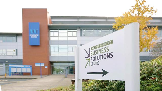 Wolverhampton Business Solutions Centre