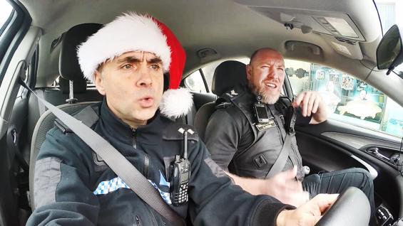 Carpool Karaoke: Cybercrime