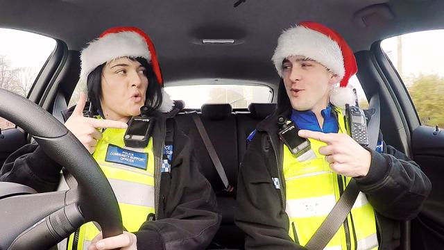 Carpool Karaoke: Home Security