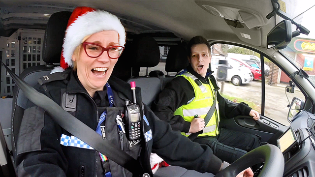 Carpool Karaoke: Personal Security