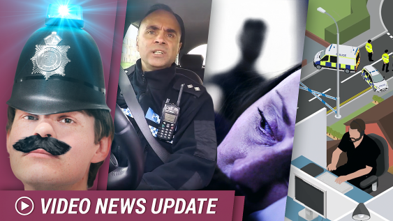Video news Update: Police Edition
