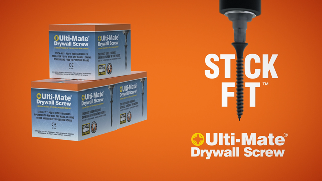 Ulti-Mate Drywall Screw
